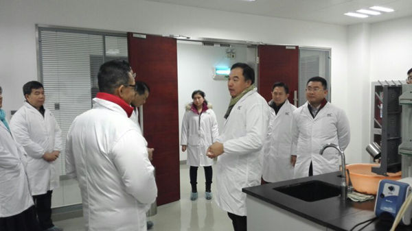 """民建广州市委在连云港调研""""互联网+社"""