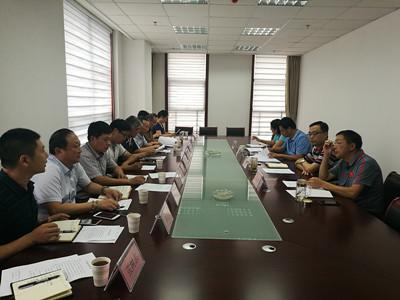 致公党连云港市委赴市体育局开展调研活动